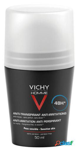 Vichy deodorant roll on sensitive skin 50 ml 50 ml