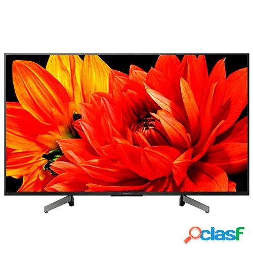 """Sony kd-43xg8396 109,2 cm (43"""") 4k ultra hd smart tv wi-fi preto"""