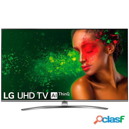 """Lg 43um7600plb tv 109,2 cm (43"""") 4k ultra hd smart tv wi-fi prateado"""