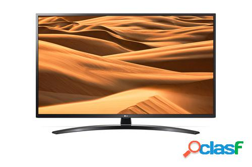 "LG 43UM74507LA TV 109,2 cm (43"") 4K Ultra HD Smart TV Wi-Fi Preto"