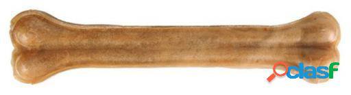 Trixie 3 ossos prensados, pele, 11 cm, em embalagem 35 gr