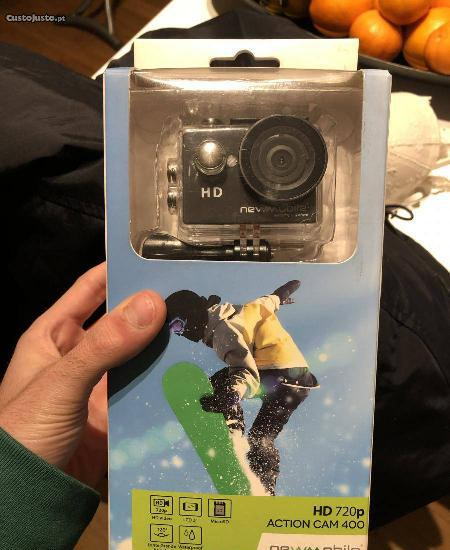 Action camera 720p
