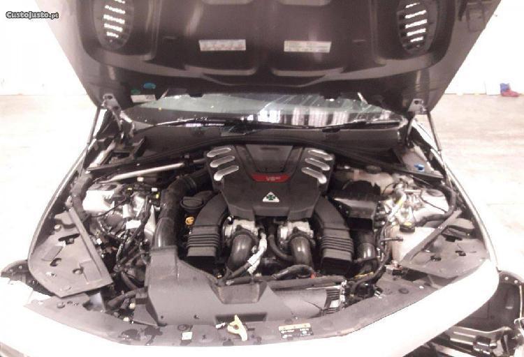 Motores usados a gasolina