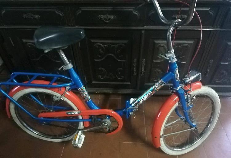Bicicleta inglesa maino roda 20