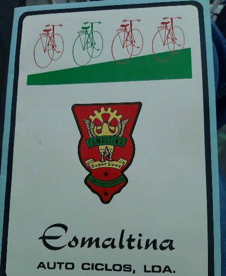 Catálogo original esmaltina