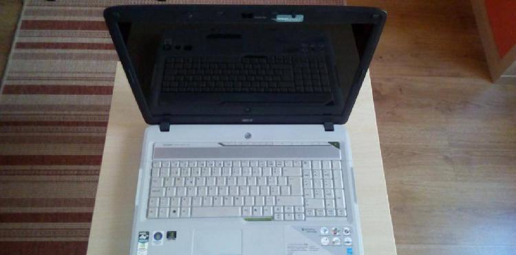 Computador Portátil Acer Aspire 7520