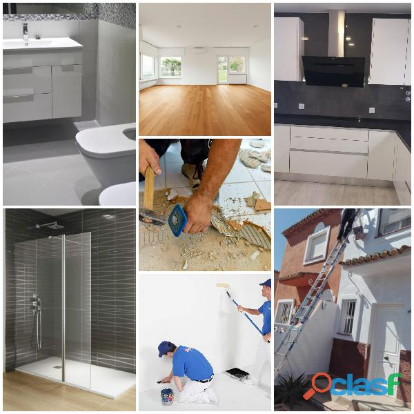 Pintor remodelações cozinha c/w azulejos