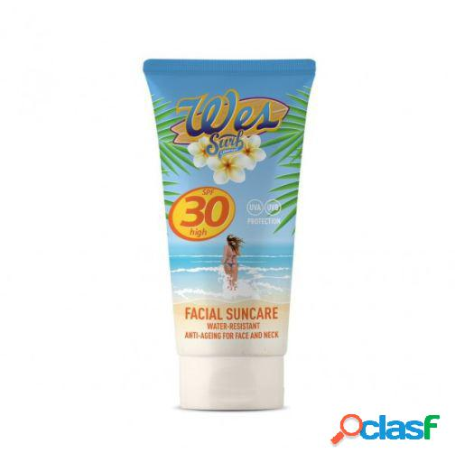 Valquer Loção Facial Spf 30 Protection Medium 75 ml