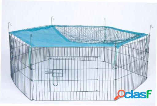 Trixie cobertura do recinto rede 6 elementos 58x38 cm