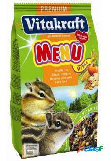 Vitakraft menu esquilos 600 gr