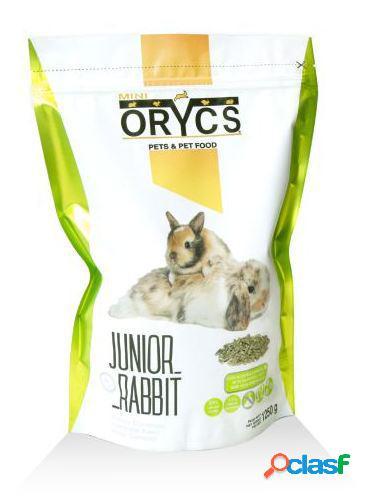 Miniorycs pienso natural para conejos junior 1.25 kg