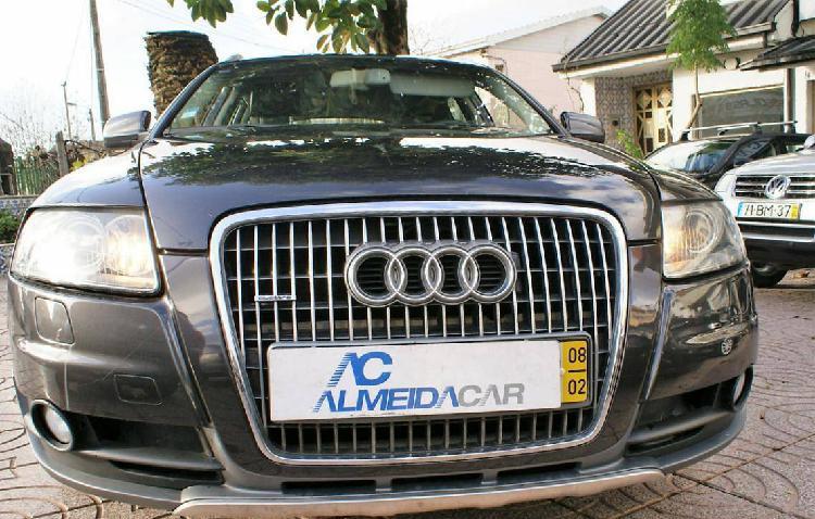 Audi A6 Allroad 3.0 TDI V6 Nacional - 08