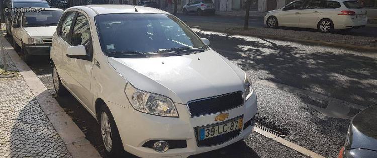 Chevrolet Aveo 1.2 LS com 23 Mil Km - 10