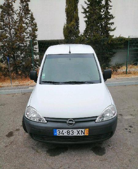 Opel Combo 1.7 Isuzu van - 04