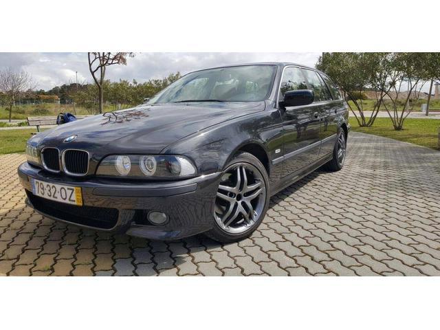 BMW 530 D Nacional Pack M