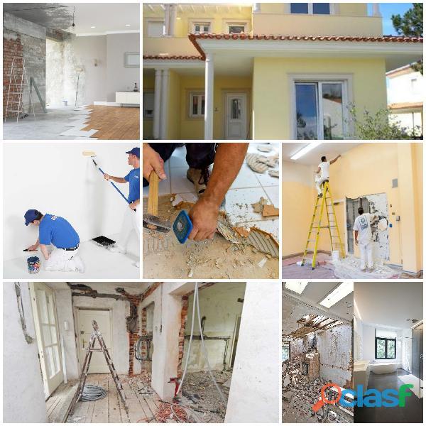 Construção Civil   Trolha Pinturas Tectos Falsos Etc,   Porto 1