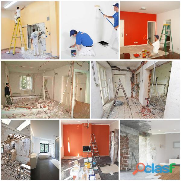 Remodelações Maia | Reconstrução e Manutenção 1