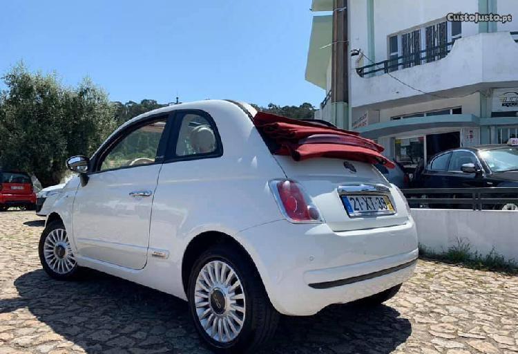 Fiat 500 Cabrio - 11