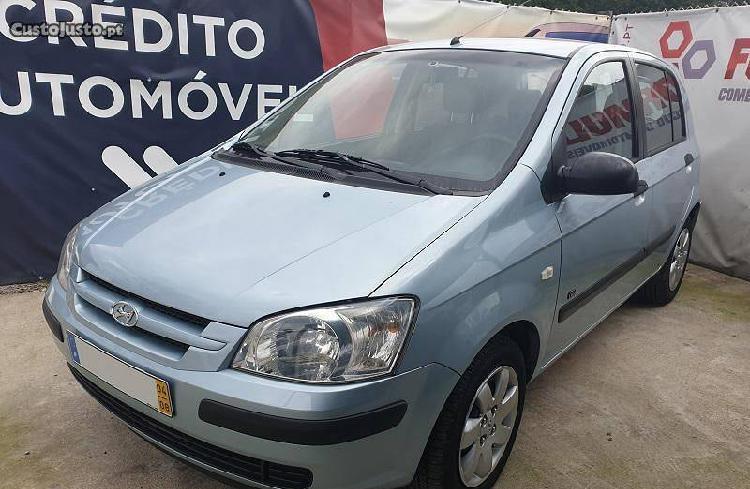 Hyundai Getz 1.5 CRDI - 04
