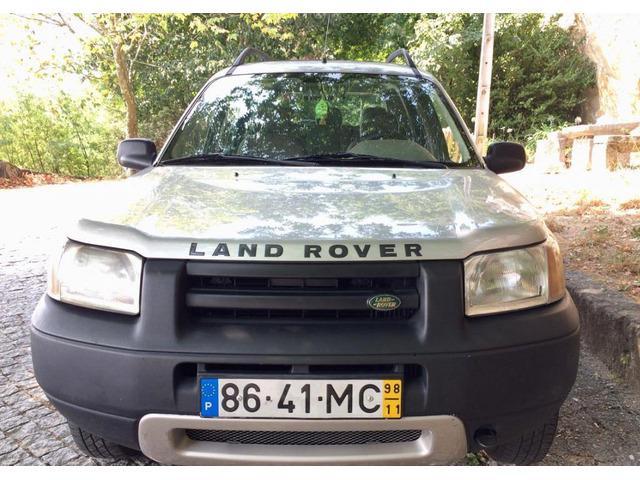 Land rover freelander 2.0 td 5 portas - 98 2200eur