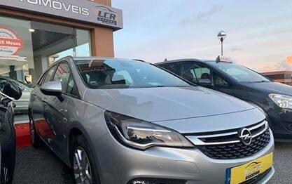 Opel Astra 1.6 cdti - 16