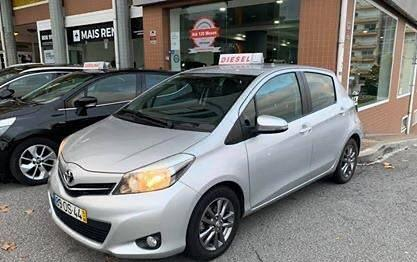 Toyota Yaris 1.4 - 14