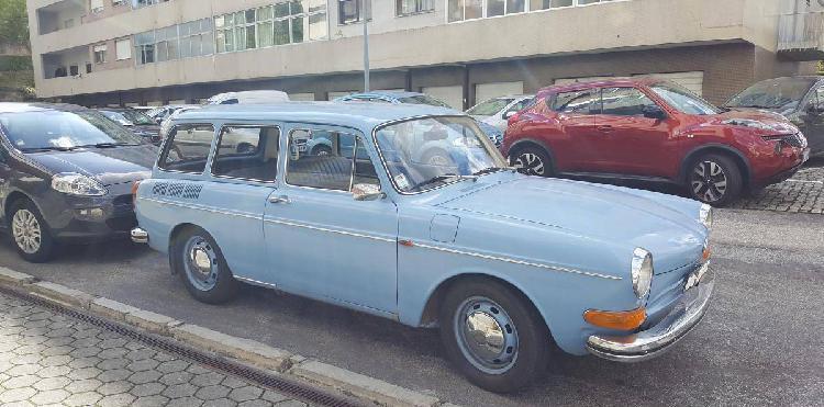 VW Carocha Type 3 Variant 1600L
