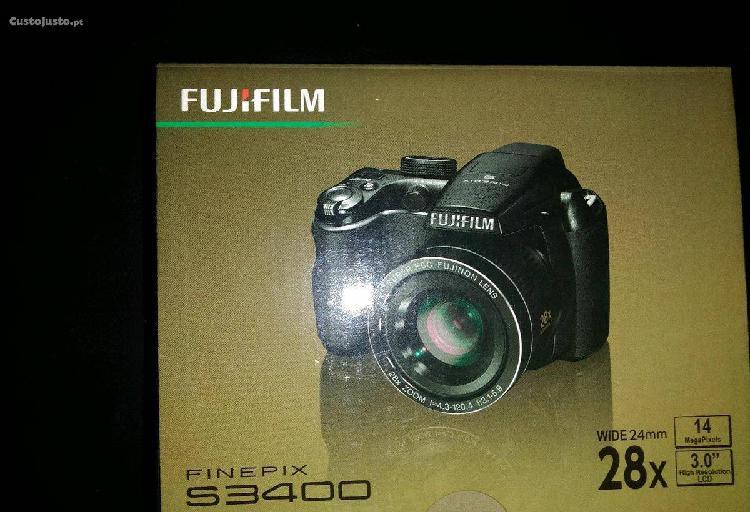 Máquina fotográfica fujifilm finepix s