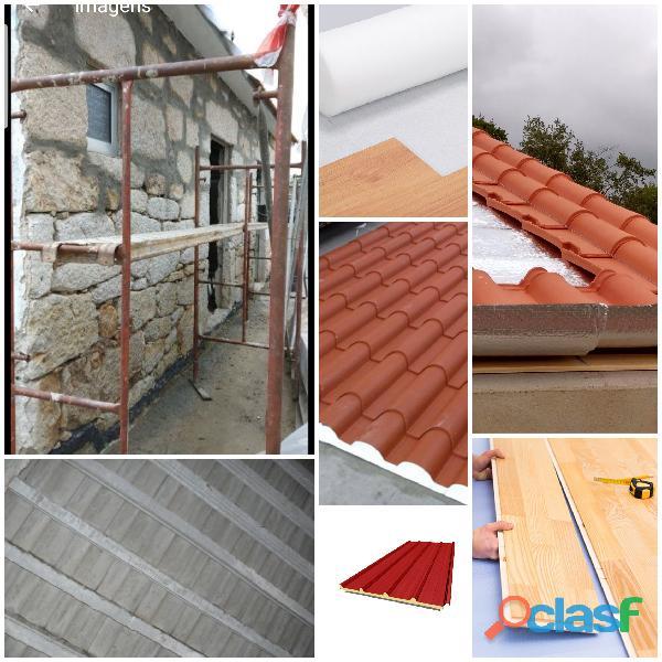 Construção Civil   Trolha Pinturas Tectos Falsos Maia Porto 2
