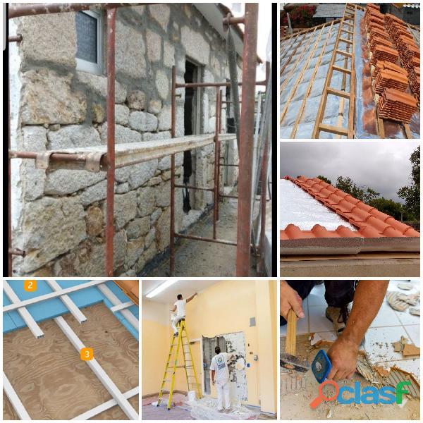 Construção Civil   Trolha Pinturas Tectos Falsos Maia Porto 4