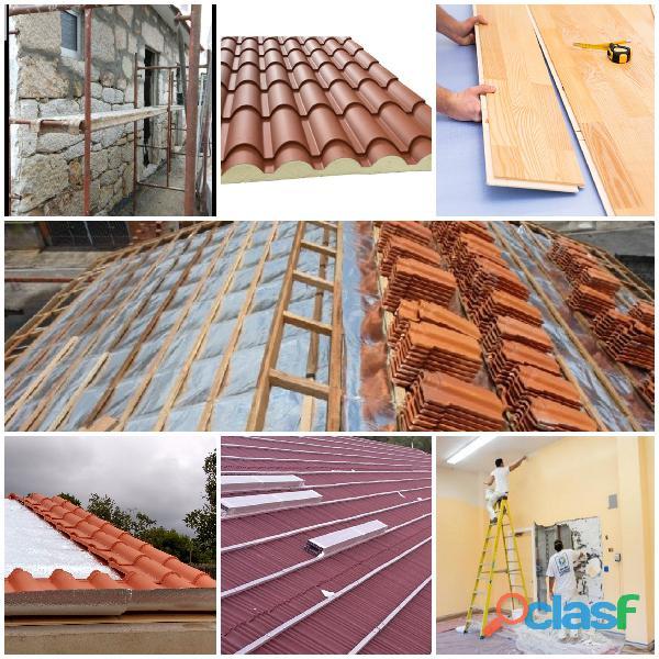 Construção Civil   Trolha Pinturas Tectos Falsos Maia Porto 5