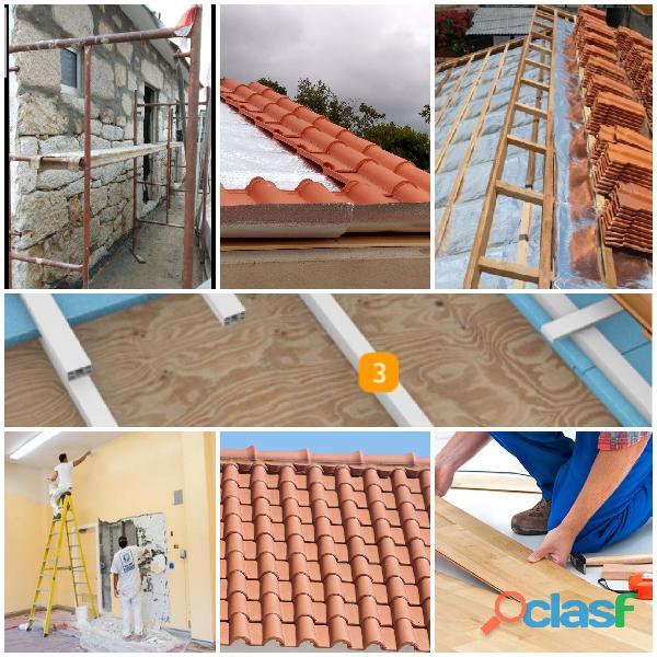Construção Civil   Trolha Pinturas Tectos Falsos Maia Porto 6