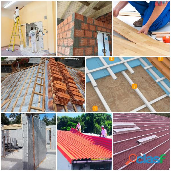 Construção Civil   Trolha Pinturas Tectos Falsos Maia Porto 10