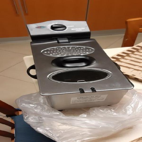 Fritadeira electrica nova