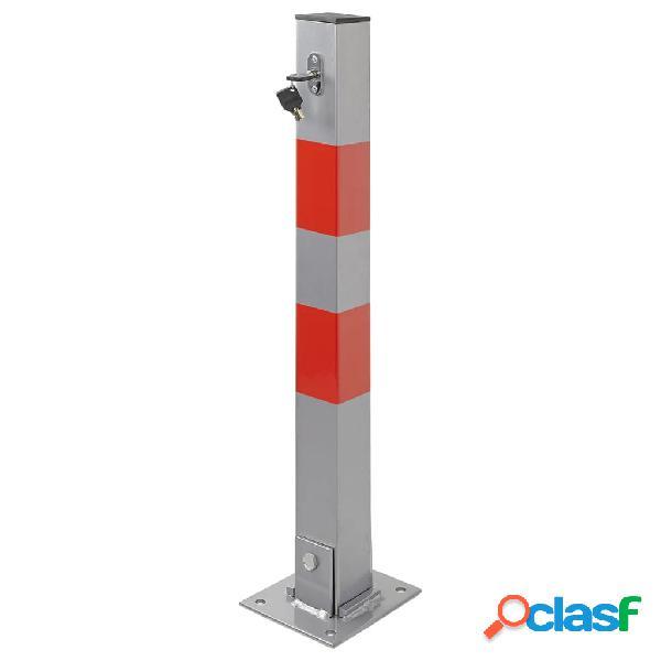 Proplus poste para parque de estacionamento com fechadura