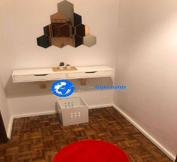 Apartamento t3 totalmente mobilado para...