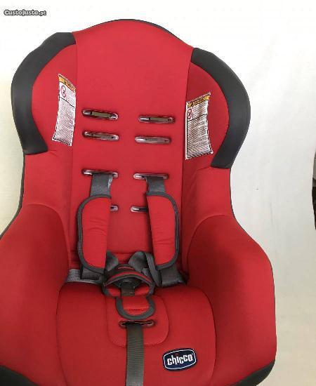 Cadeira auto chicco 0-18 kg gr 0+1