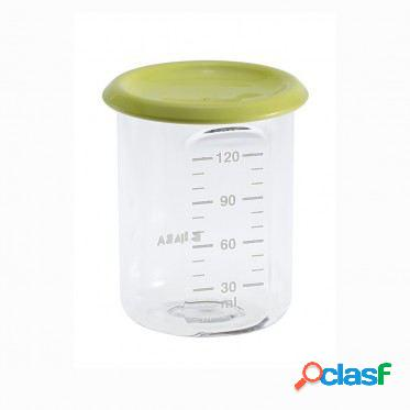Beaba frasco de conservação tritan neon 120 ml 51 gr