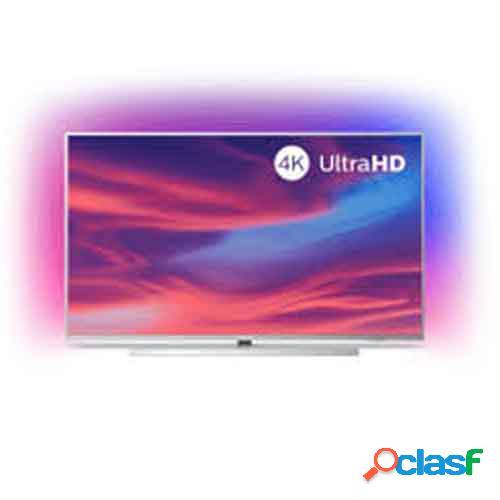 "Philips 43pus6754/12 tv 109,2 cm (43"") 4k ultra hd smart tv wi-fi prateado"