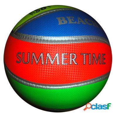 Import bola de futebol da praia de verão