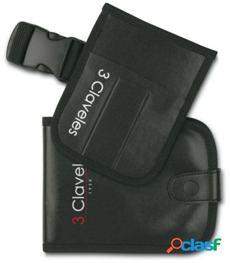 3 claveles black hair case