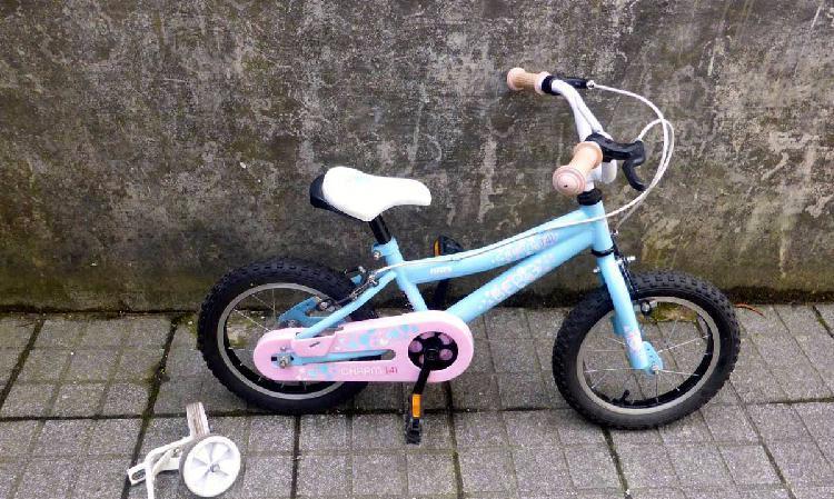 Bicicleta de criança berg roda 14