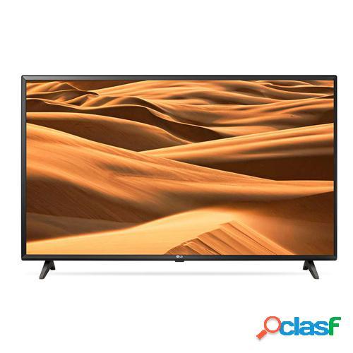 "Lg 43um7000pla tv 109,2 cm (43"") 4k ultra hd smart tv wi-fi preto"