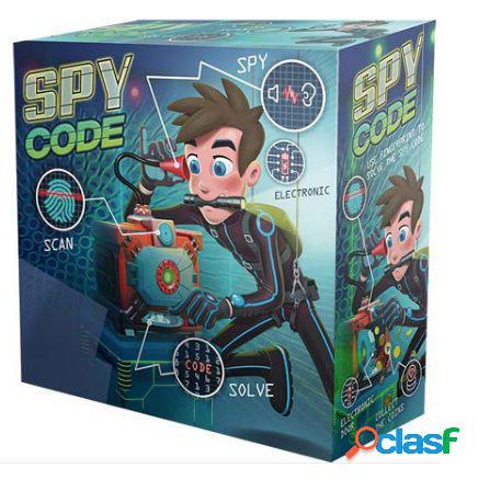 Imc toys código espião jogo