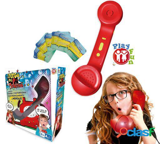 Imc toys jogo de telefone