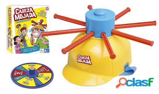 Imc toys jogar cabeça molhada jogo divertido