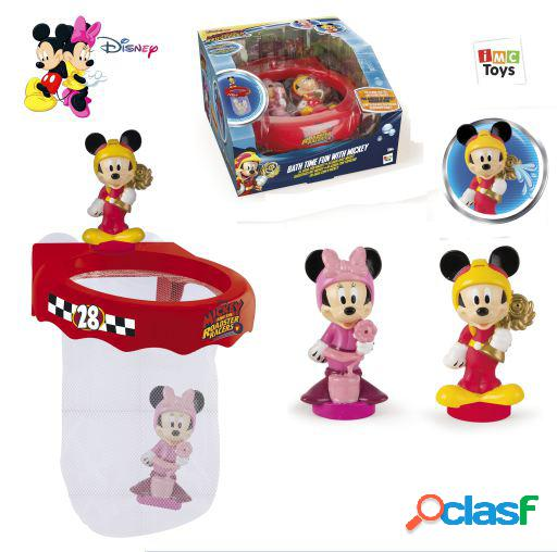 Imc toys mickey collector bath para bath 23x25