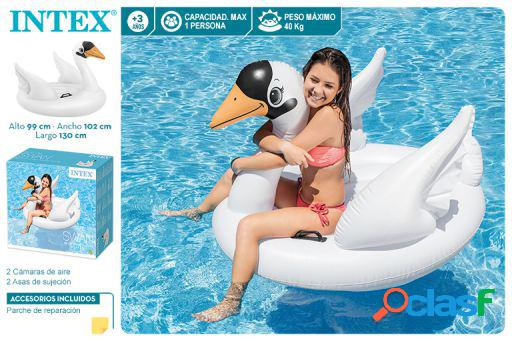 Intex cisne flotante