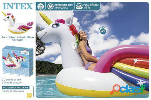Intex unicornio flotante gigante