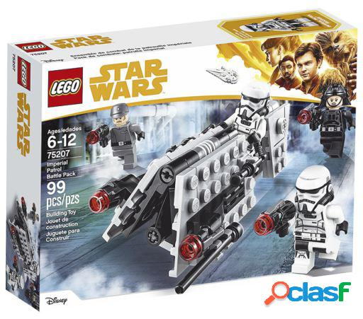 Lego pack de combate patrulla imperial star wars